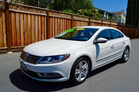 2013 Volkswagen CC for sale at Cali Motor Group in Gilroy CA