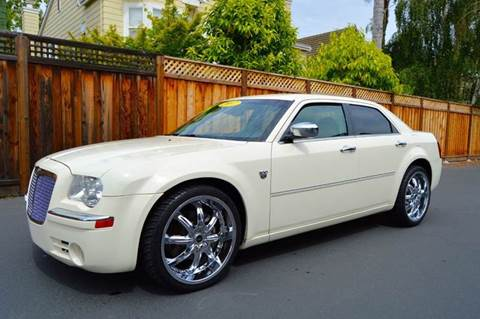 2007 Chrysler 300 for sale at Cali Motor Group in Gilroy CA