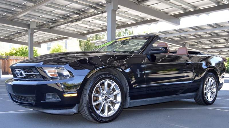 2011 Ford Mustang V6 Premium In Gilroy, CA - Cali Motor Group