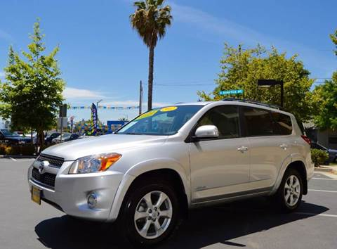 2012 Toyota RAV4 for sale at Cali Motor Group in Gilroy CA