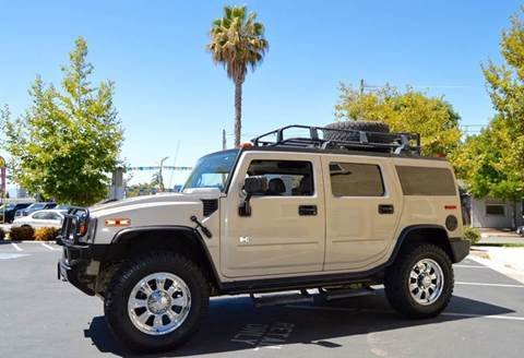 2004 HUMMER H2 for sale at Cali Motor Group in Gilroy CA