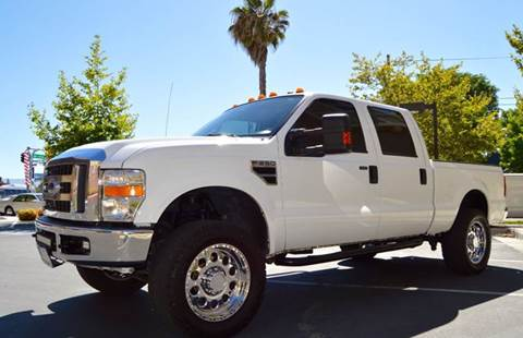 2008 Ford F-250 Super Duty for sale at Cali Motor Group in Gilroy CA