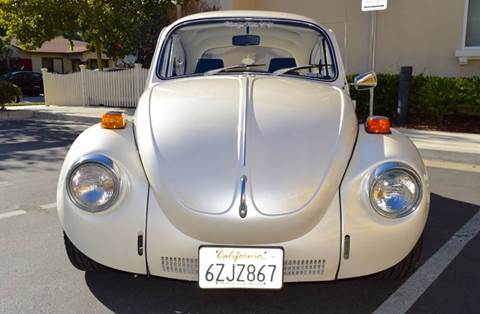 1971 Volkswagen Super Beetle for sale at Cali Motor Group in Gilroy CA