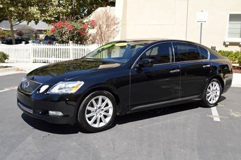 2006 Lexus GS 300 for sale at Cali Motor Group in Gilroy CA