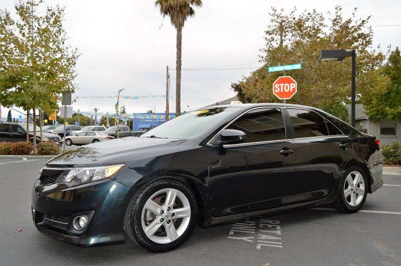 2012 toyota camry se sport limited edition in gilroy ca cali motor group. Black Bedroom Furniture Sets. Home Design Ideas