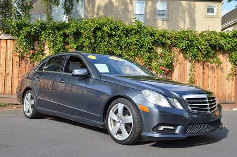 2011 Mercedes-Benz E-Class for sale at Cali Motor Group in Gilroy CA
