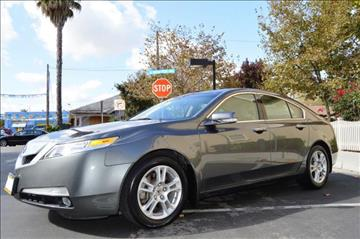 2009 Acura TL for sale at Cali Motor Group in Gilroy CA