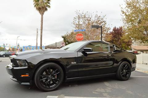 2011 Ford Mustang for sale at Cali Motor Group in Gilroy CA