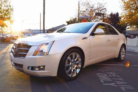 2009 Cadillac CTS for sale at Cali Motor Group in Gilroy CA