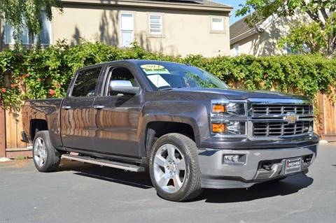 2014 Chevrolet Silverado 1500 for sale at Cali Motor Group in Gilroy CA
