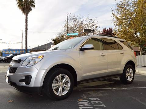2010 Chevrolet Equinox for sale at Cali Motor Group in Gilroy CA