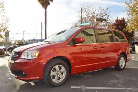 2012 Dodge Grand Caravan for sale at Cali Motor Group in Gilroy CA