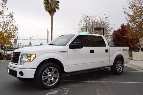 2014 Ford F-150 for sale at Cali Motor Group in Gilroy CA