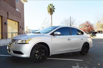 2014 Nissan Sentra for sale at Cali Motor Group in Gilroy CA