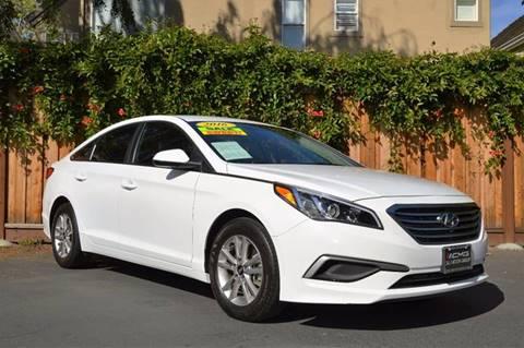 2016 Hyundai Sonata for sale at Cali Motor Group in Gilroy CA