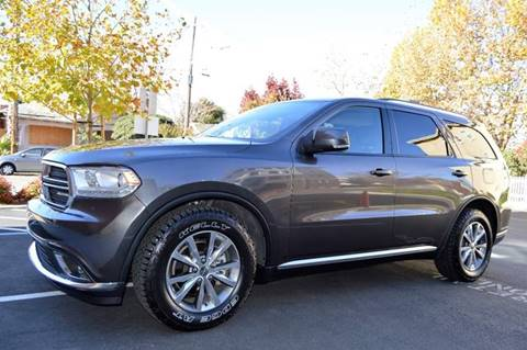 2015 Dodge Durango for sale at Cali Motor Group in Gilroy CA