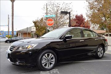 2015 Honda Accord for sale at Cali Motor Group in Gilroy CA