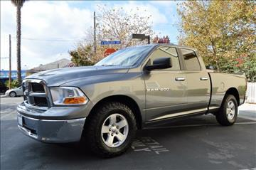 2012 RAM Ram Pickup 1500 for sale at Cali Motor Group in Gilroy CA