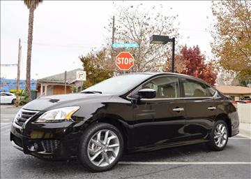 2013 Nissan Sentra for sale at Cali Motor Group in Gilroy CA