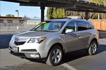 2010 Acura MDX for sale at Cali Motor Group in Gilroy CA