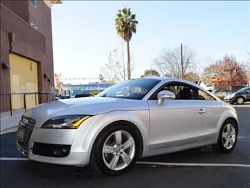 2009 Audi TT for sale at Cali Motor Group in Gilroy CA