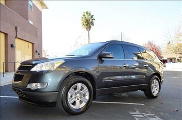 2009 Chevrolet Traverse for sale at Cali Motor Group in Gilroy CA