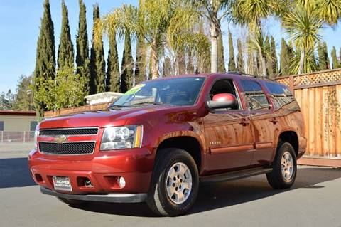 2010 Chevrolet Tahoe for sale at Cali Motor Group in Gilroy CA