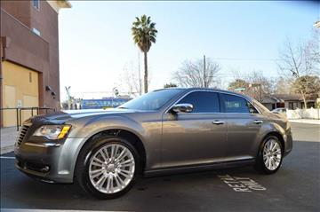 2011 Chrysler 300 for sale at Cali Motor Group in Gilroy CA