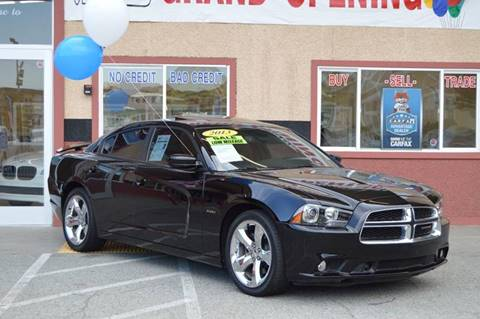 2013 Dodge Charger for sale at Cali Motor Group in Gilroy CA