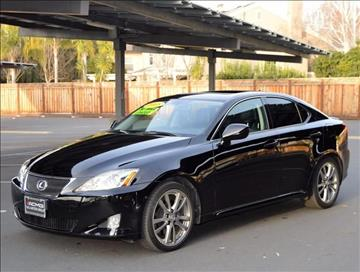2008 Lexus IS 350 for sale at Cali Motor Group in Gilroy CA