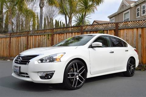 2013 Nissan Altima for sale at Cali Motor Group in Gilroy CA