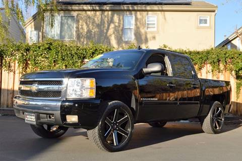2007 Chevrolet Silverado 1500 for sale at Cali Motor Group in Gilroy CA