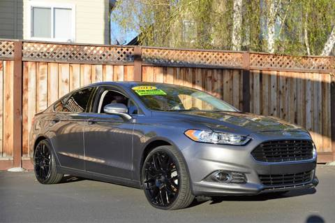 2014 Ford Fusion for sale at Cali Motor Group in Gilroy CA