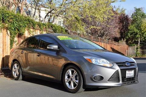2014 Ford Focus for sale at Cali Motor Group in Gilroy CA