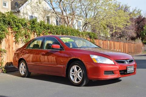 2007 Honda Accord for sale at Cali Motor Group in Gilroy CA