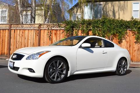 2008 Infiniti G37 for sale at Cali Motor Group in Gilroy CA