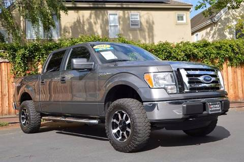 2012 Ford F-150 for sale at Cali Motor Group in Gilroy CA