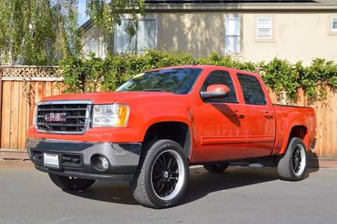 2008 GMC Sierra 1500 for sale at Cali Motor Group in Gilroy CA