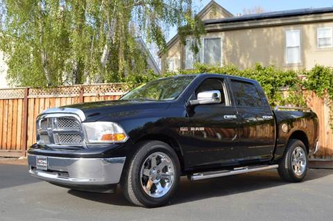 2010 Dodge Ram Pickup 1500 for sale at Cali Motor Group in Gilroy CA
