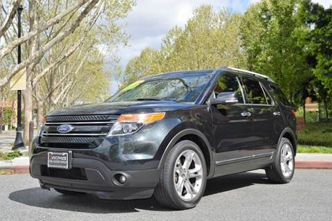 2013 Ford Explorer for sale at Cali Motor Group in Gilroy CA