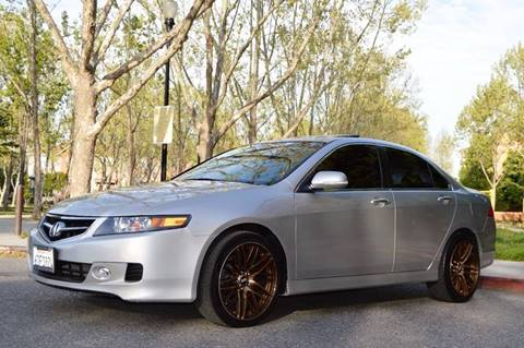 2008 Acura TSX for sale at Cali Motor Group in Gilroy CA