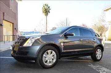 2010 Cadillac SRX for sale at Cali Motor Group in Gilroy CA