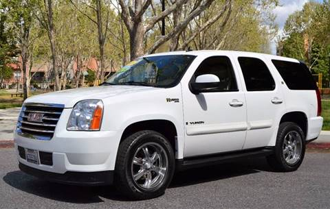 2008 GMC Yukon for sale at Cali Motor Group in Gilroy CA