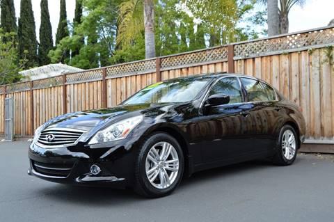 2013 Infiniti G37 Sedan for sale at Cali Motor Group in Gilroy CA