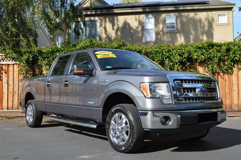 2013 Ford F-150 for sale at Cali Motor Group in Gilroy CA
