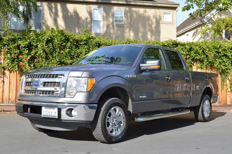 2013 Ford F-150 for sale in San Jose, CA