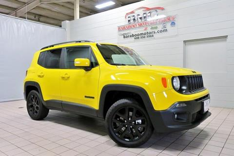 2017 Jeep Renegade for sale in Baraboo, WI
