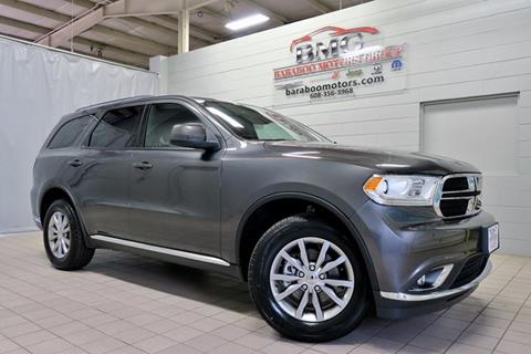 2017 Dodge Durango for sale in Baraboo, WI