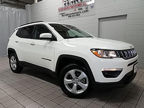 2018 Jeep Compass for sale in Baraboo, WI