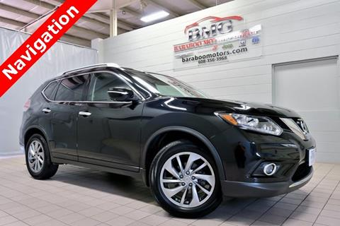 2015 Nissan Rogue for sale in Baraboo, WI